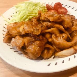 簡単‼柔らか‼漬け込まない豚の生姜焼き‼