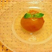 炊飯器で☆砂糖控えめ梅の甘露煮
