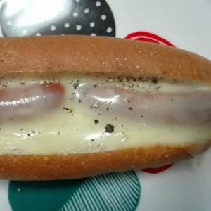 寒い朝に、あつあつチーズドッグ