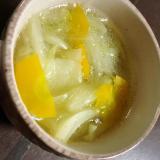 白菜トロトロ中華スープ