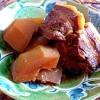 沖縄料理のラフテーを作ろう!