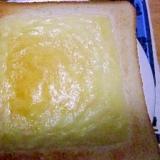 ちょっぴりしょっぱい塩チーズトースト