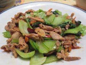 タイ風野菜炒め♪パット・パック・ルアムミット♪