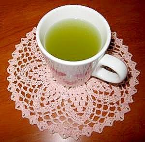 ★ホット一息★梅酒ゆず緑茶★