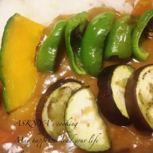 サラダトッピングなどにグリル野菜