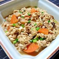 冷めて美味しい♪簡単★ツナの炒り豆腐