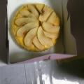 簡単♪リンゴのカスタードタルト
