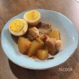 炊飯器で簡単とろとろ角煮
