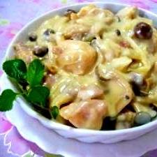 部位別!「鶏のクリーム煮」レシピ