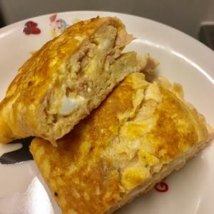 高タンパク減量メニュー★シーチキン入り卵焼き