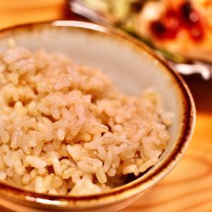 圧力鍋で玄米ご飯
