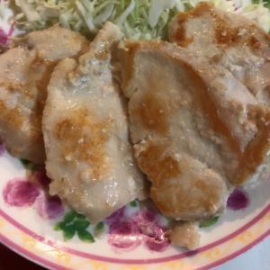 鶏肉のソテー♡