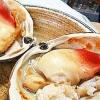 ホッキ貝の酒蒸し