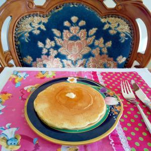 マミーホットケーキ