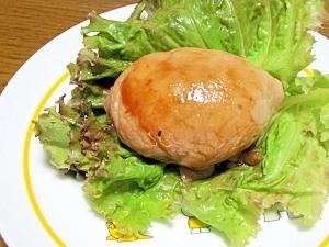 塩麹で簡単☆栄養満点な肉巻きおにぎり