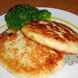豆腐ツナバーグ