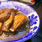 茄子のクタクタ煮