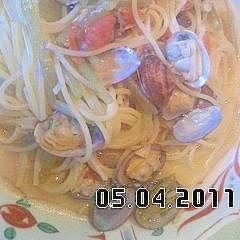 意外な組み合わせが美味しい蕗のスパゲッティ