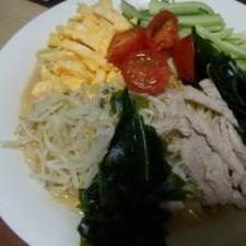 冷やし中華冷麺