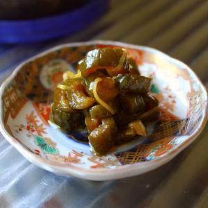 胡瓜のカリカリ漬け*きゅうりのキューちゃん風