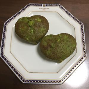 ★卵・小麦・乳アレ対応可★ほうれん草と林檎のケーキ