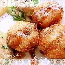 お弁当に★豚ひき肉コロッケ