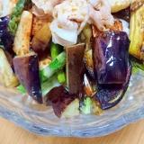 一味変えて★豚しゃぶの柚子胡椒サラダ