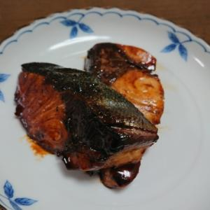 フライパンで5分、簡単ブリの照り焼き