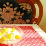 杏仁豆腐とヨーグルトその3