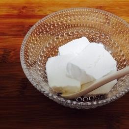 【糖質制限】塩ココナッツミルクプリン