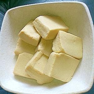パパッと高野豆腐