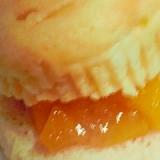 桃ジャムパン