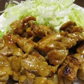 お手軽☆チンドリー(珍鶏)チキン