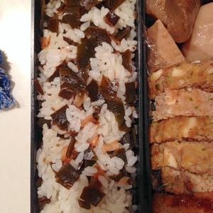 おせちリメイク☆昆布巻きの炊き込みご飯