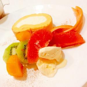 楽チン☆本格派☆旬の彩りフルーツ デザートプレート