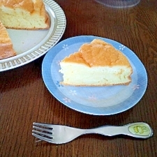 新食感! もちケーキ