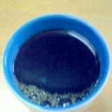 甘くてリラックスなプーアル茶