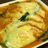 レンジで簡単!味噌風味☆チーズタッカルビ