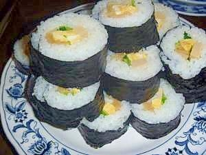 シンプル巻き寿司