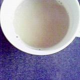 コーヒー控えめ☆バニラ香るきなこオーレ♪