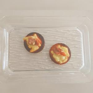リッツオードブル☆梅&チーズ