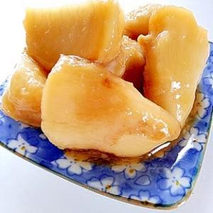 甘味で柔らかい里芋の煮っころがし