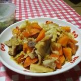 ホットクックで簡単野菜炒め