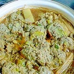 キムチ鍋風◎野菜煮
