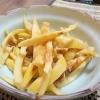 秋が旬の筍 四方竹の簡単煮物