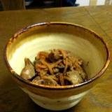 簡単美味しい【鶏レバーの生姜煮】