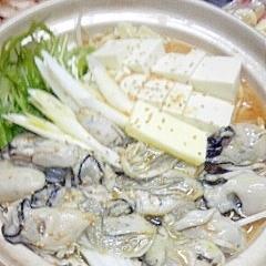 ☆かき土手鍋じゃあ無くて「牡蠣味噌バター鍋」 ☆