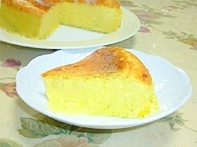 【簡単】さつまいものチーズケーキ