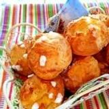 フランスの可愛らしいシュー菓子「シューケット」