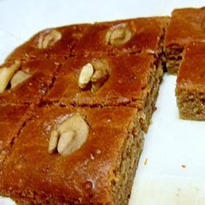 クルミの天然発酵ケーキ